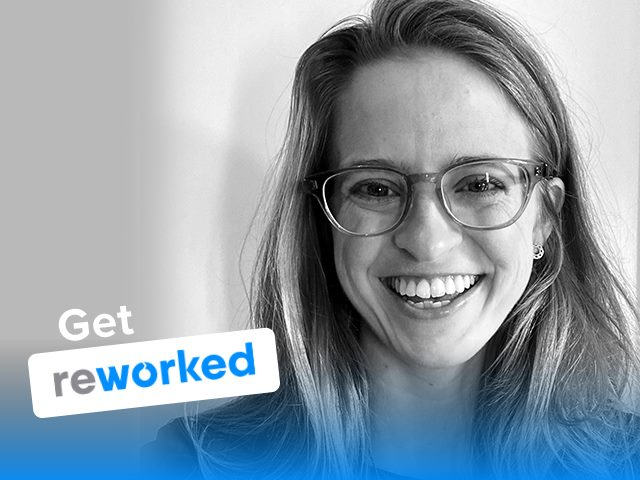 Get Reworked Podcast Guest Jen Dennard of Range