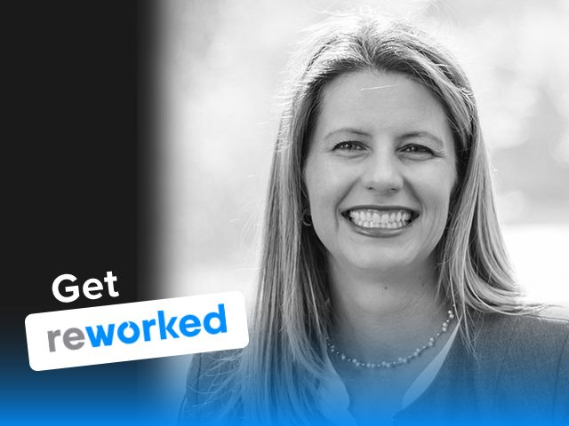 Get Reworked Podcast Guest Stacia Sherman Garr of Red Thread Research