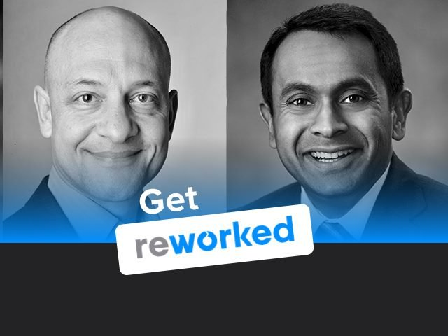 Get Reworked Podcast Episode 13 Guests John Boudreau and Ravin Jesuthasan