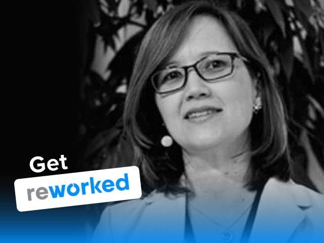 Get Reworked Podcast Guest Rachel Happe cofounder of The Community Roundtable