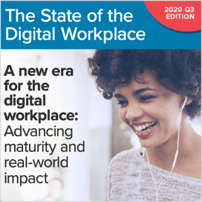 The State of the Digital Workplace