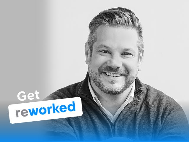 Get Reworked Podcast Guest Ryan Anderson of Herman Miller