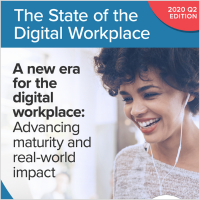The State of the Digital Workplace 2020 Report