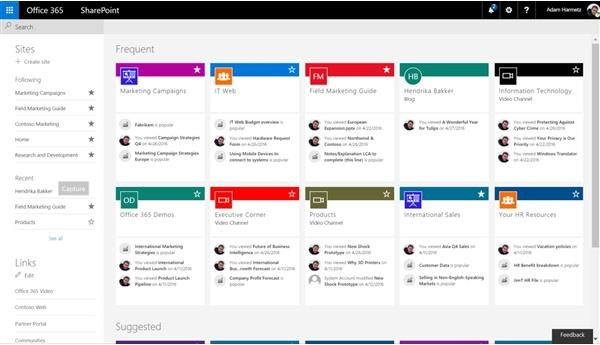 boards in office 365