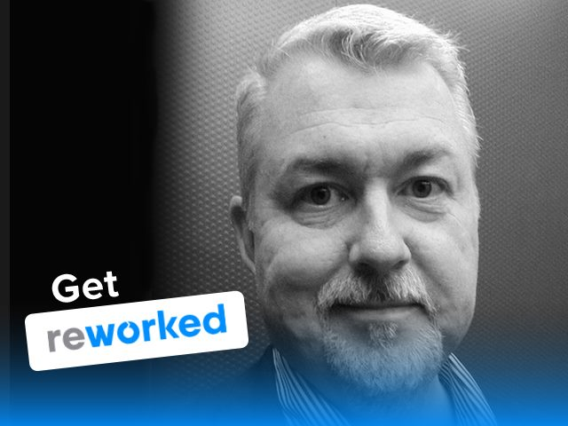 Dion Hinchcliffe on the Get Reworked Podcast