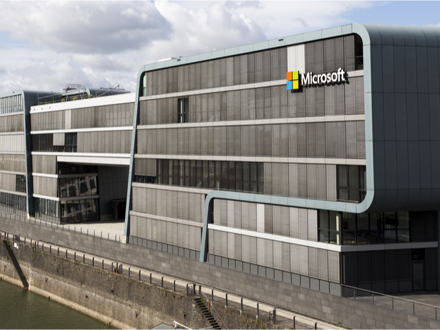 The Microsoft Technology Center (MTC) in Cologne, Germany